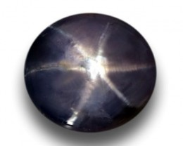 6-98-Carats-Natural-star-Sapphire-Loose-Gemstone-Certified-Sri-Lanka-New