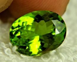 6.49 Carat VS Himalayan Green Peridot - Superb