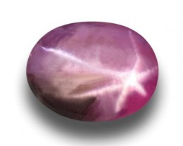 2.16 Carats | Natural Star Sapphire |Loose Gemstone | Sri Lanka - New