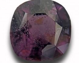 3.8 CTS | Natural purple spinel |Loose Gemstone|New| Sri Lanka