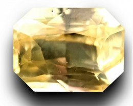 1.05 Carats|Natural Unheated Yellow Sapphire|Loose Gemstone|SriLanka-New