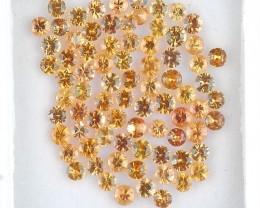 Natural Sapphire - 9.50 ct - Wholesale lot