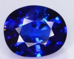 GiL Certified 0.83 ct Ceylon Blue Sapphire PR.H