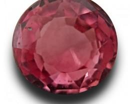 1.22 CTS | Natural Orange Pink padparadscha |Loose Gemstone|New| Sri Lanka