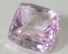 *JENZGEMS* GENUINE KUNZITE  VS  9.5x9x5.7mm 4.21 CT