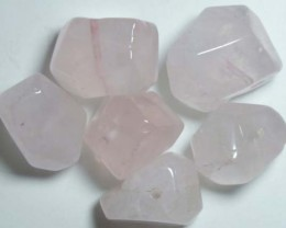 70 CTS  ROSE QUARTZ (PARCEL) DRILLED NP553