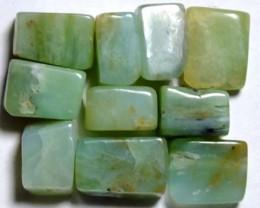 PERU BLUE OPAL (10PCS) 30.80CTS NP-842