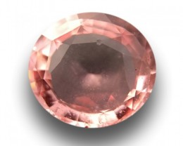 1.10 CTS|Natural Unheated Padparadscha|Loose Gemstone|Ceylon-NEW