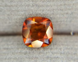 Natural Citrin Faceted Cut Gemstone
