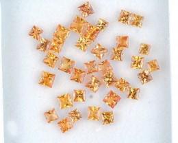 Natural Sapphire - 4.50 ct - Wholesale lot