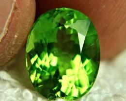 5.23 Carat Vibrant Green VS Himalayan Peridot