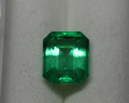2.86 CARATS CLEAN Afghan  EMERALD