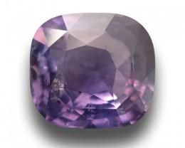 3.01 CTS | Natural Purple Sapphire |Loose Gemstone|New| Sri Lanka
