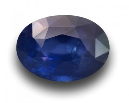 2.09 CTS | Natural Blue sapphire |Loose Gemstone|New| Sri Lanka