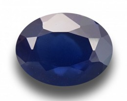 1.62 CTS | Natural Royal Blue sapphire |Loose Gemstone|New| Sri Lanka