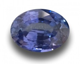 2.71 CTS | Natural Blue sapphire |Loose Gemstone|New| Sri Lanka