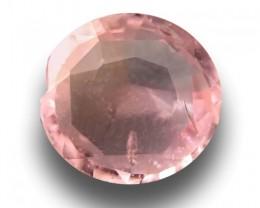 1.21 CTS Natural Orange Pink Padparadscha|New Certified| Sri Lanka