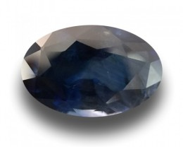 4.03 CTS | Natural Blue sapphire |Loose Gemstone|New| Sri Lanka