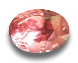 1.17 CTS|Natural Padparadscha|Loose Gemstone|Certified|Sri Lanka - New