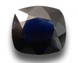 2.03 CTS Natural royal Blue sapphire |Loose Gemstone|New Certified| Sri Lan