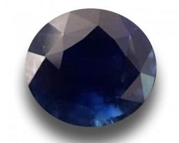 1.98 Carats | Natural Cornflower Blue Sapphire | Loose Gemstone | Ceylon