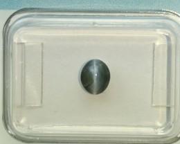 Chrysoberyl Cat's Eye- 0.76 ct - IGI certified