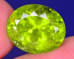 7.35 CT NATURAL BEAUTIFUL PERIDOT GEMSTONE