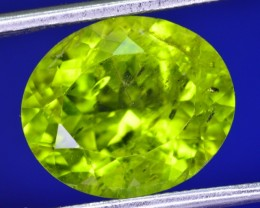 5.50 CT NATURAL BEAUTIFUL PERIDOT GEMSTONE