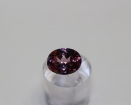 STUNNING EYE-CLEAN UNTREATED PINK SPINEL 1.15 CARATS
