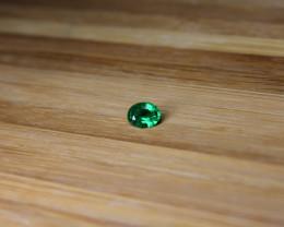 0.60 carat vivid Green Panjshir Emerald