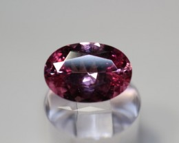 STUNNING UNTREATED HOT PINK SPINEL 1.73 CARATS