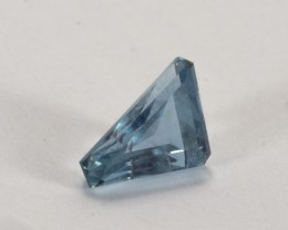 1.23ct Top Colour Mixed Cut Aquamarine