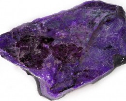 80.00 CTS SUGILITE ROUGH  -SOUTH AFRICA [F6878]
