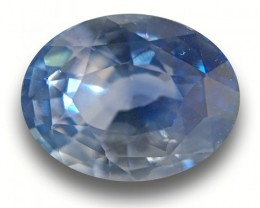 2.09 CTS | Natural Blue Sapphire | Loose Gemstone | Cretified| Sri Lanka -