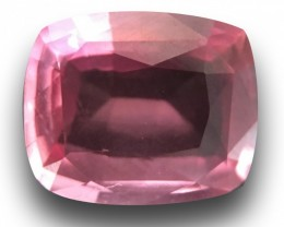 1.13 Carats|Natural Pink Orange Sapphire|Loose Gemstone|Sri Lanka-New