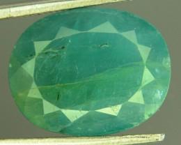 6.25 ct Top Quality Grandidierite Extremely Rare~Madagascar