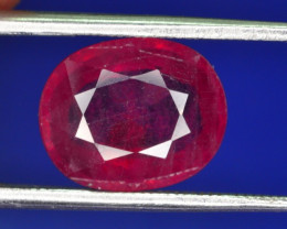 5 CT NATURAL AFRICAN RUBY GEMSTONE