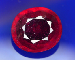 5.20 CT NATURAL AFRICAN RUBY GEMSTONE