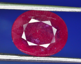 5.85 CT NATURAL RUBY GEMSTONE