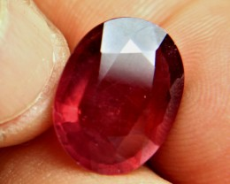 13.65 Carat Fiery Ruby - Superb
