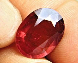 13.65 Carat Fiery Ruby - Superb