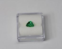 0.72 carat (No Oil) Stunning Panjshir Emerald