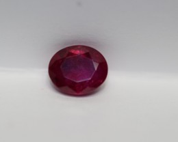 AMAZING UN-TREATED RUBY 1.33 CARATS