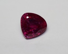 AMAZING UNTREATED RUBY 3.08 CARAT