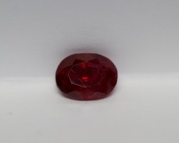 BEAUTIFUL UN-TREATED RUBY 1.15 CARATS