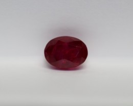 1.10 CARATS LOVELY UN-TREATED RUBY