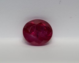 LOVELY UN-TREATED RUBY 2.29 CARATS