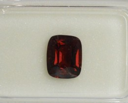 Red Spinel - 1.04 ct - IGI certified Flawless