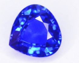 GiL Certified 0.62 ct Natural Blue Sapphire PR.H