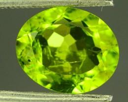 2.95 Ct Untreated Green Peridot